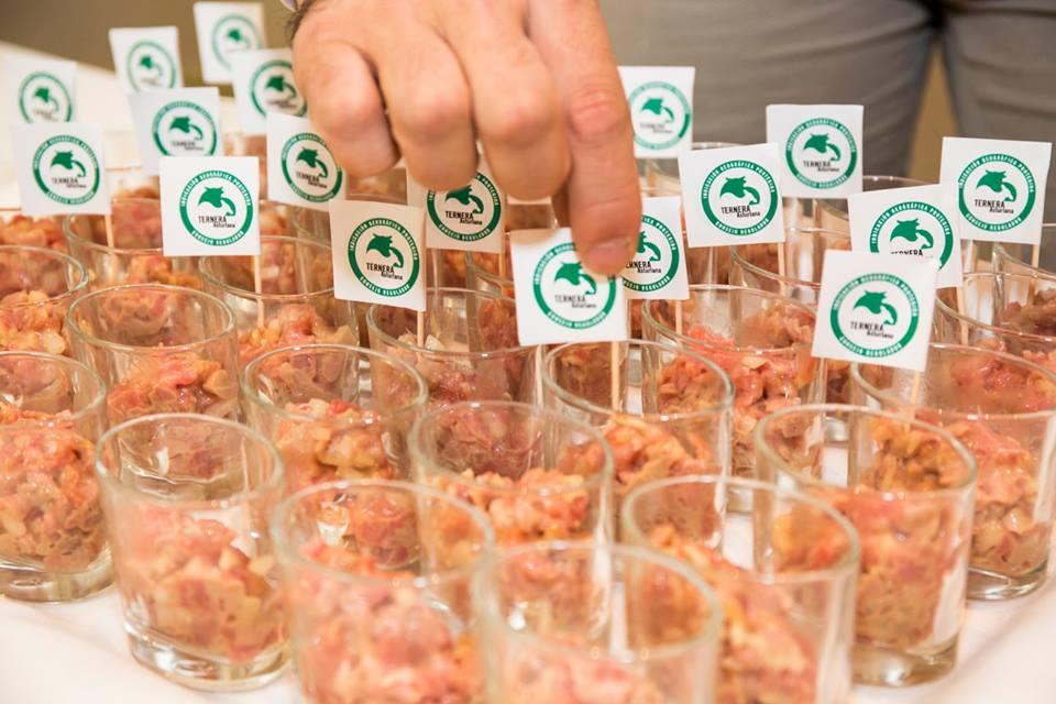 La I.G.P Ternera Asturiana en Gourmets 2018.