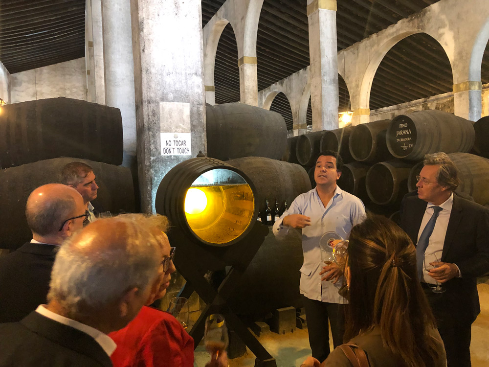 Jerez de la Frontera, capital de las Denominaciones de Origen del 5 al 7 de junio.