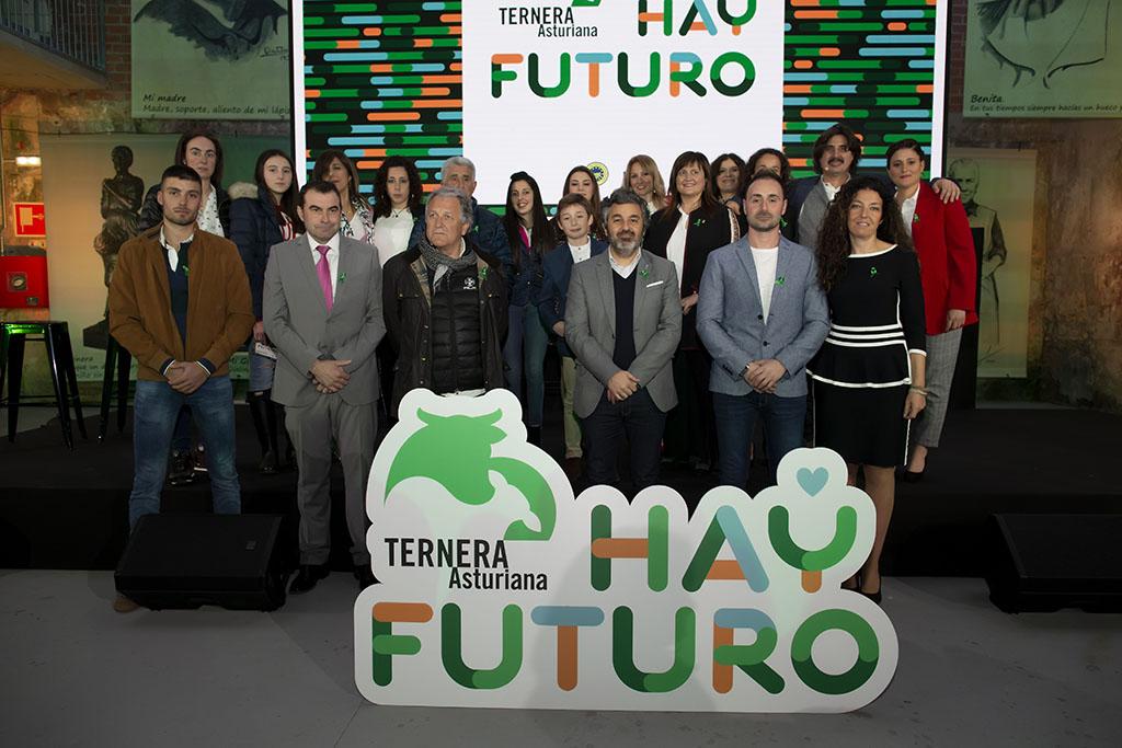 Imagen campaña hay futuro Ternera Asturiana 30