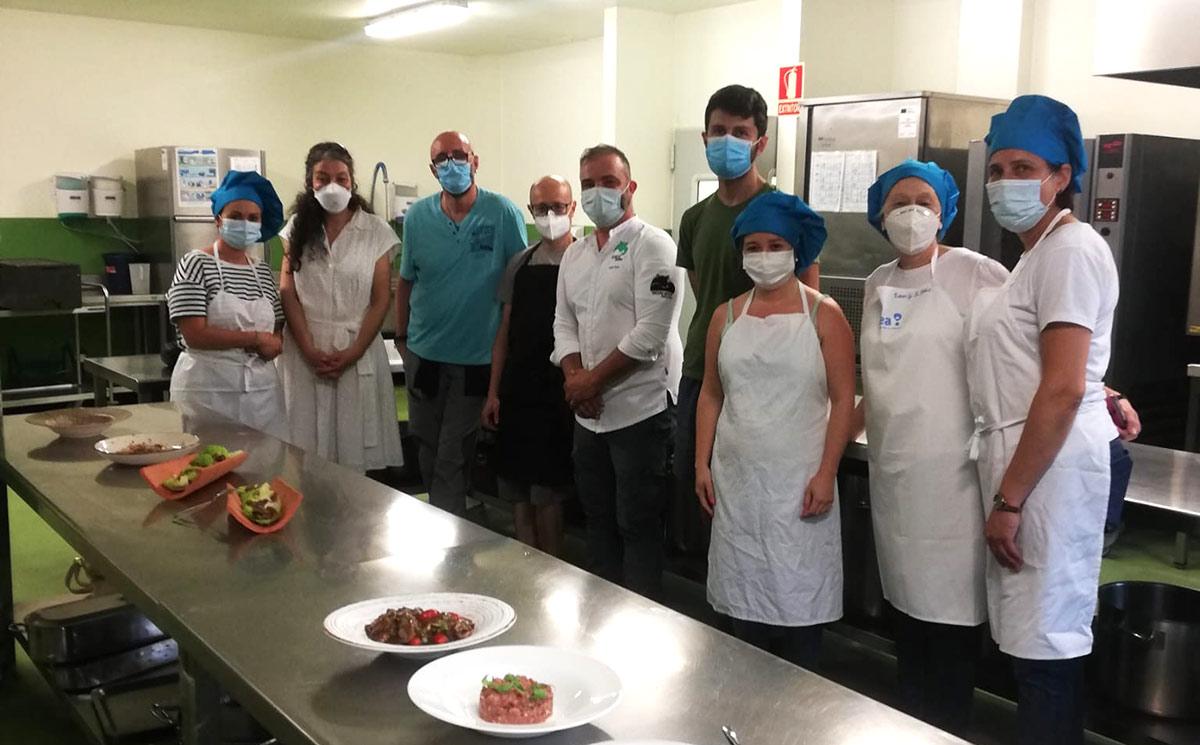 Ternera Asturiana participa en el programa formativo Green Turismo de Otea.