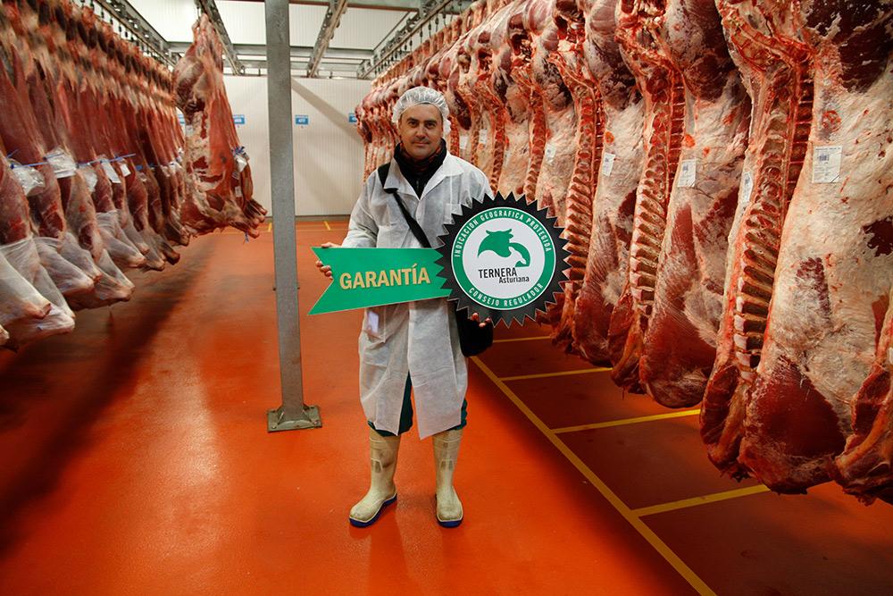 Alimerka cierra un acuerdo de comercialización de Ternera Asturiana con cerca de 600 ganaderos.