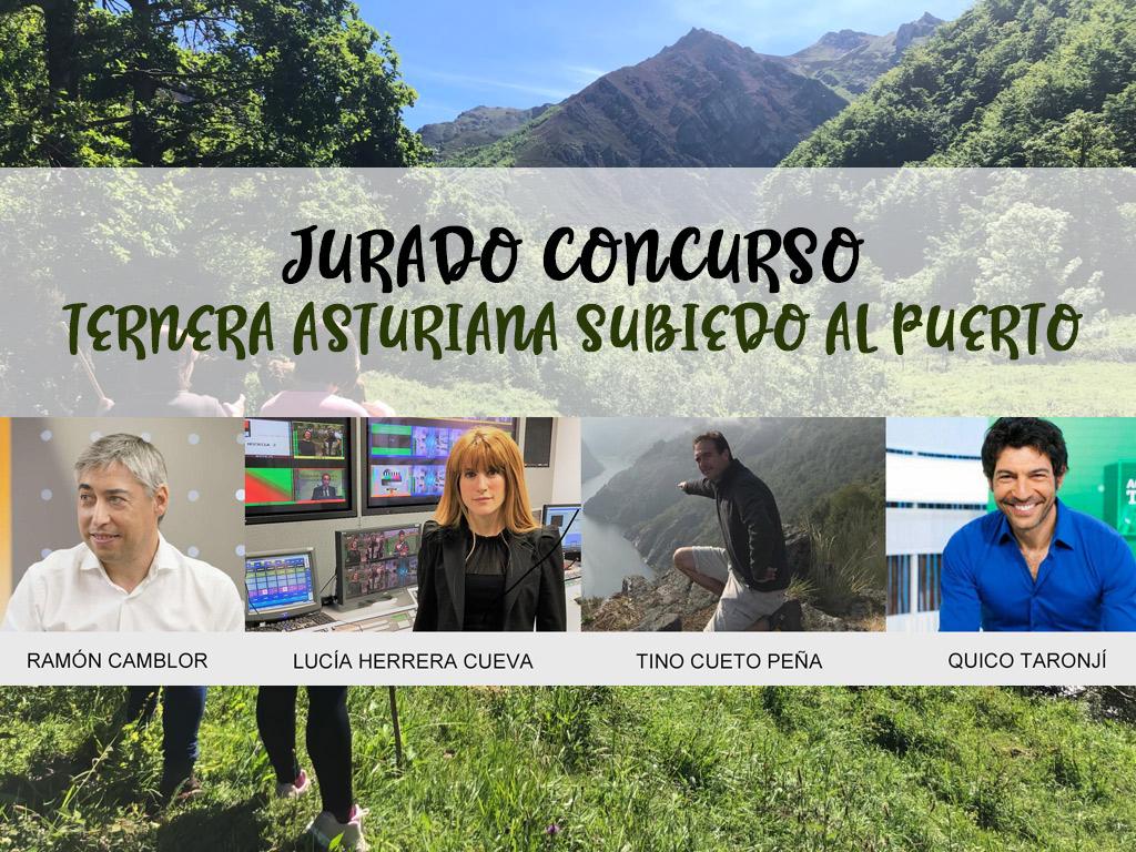 CONCURSO VIDEOS #TerneraAsturianaSubiendoAlPuertu