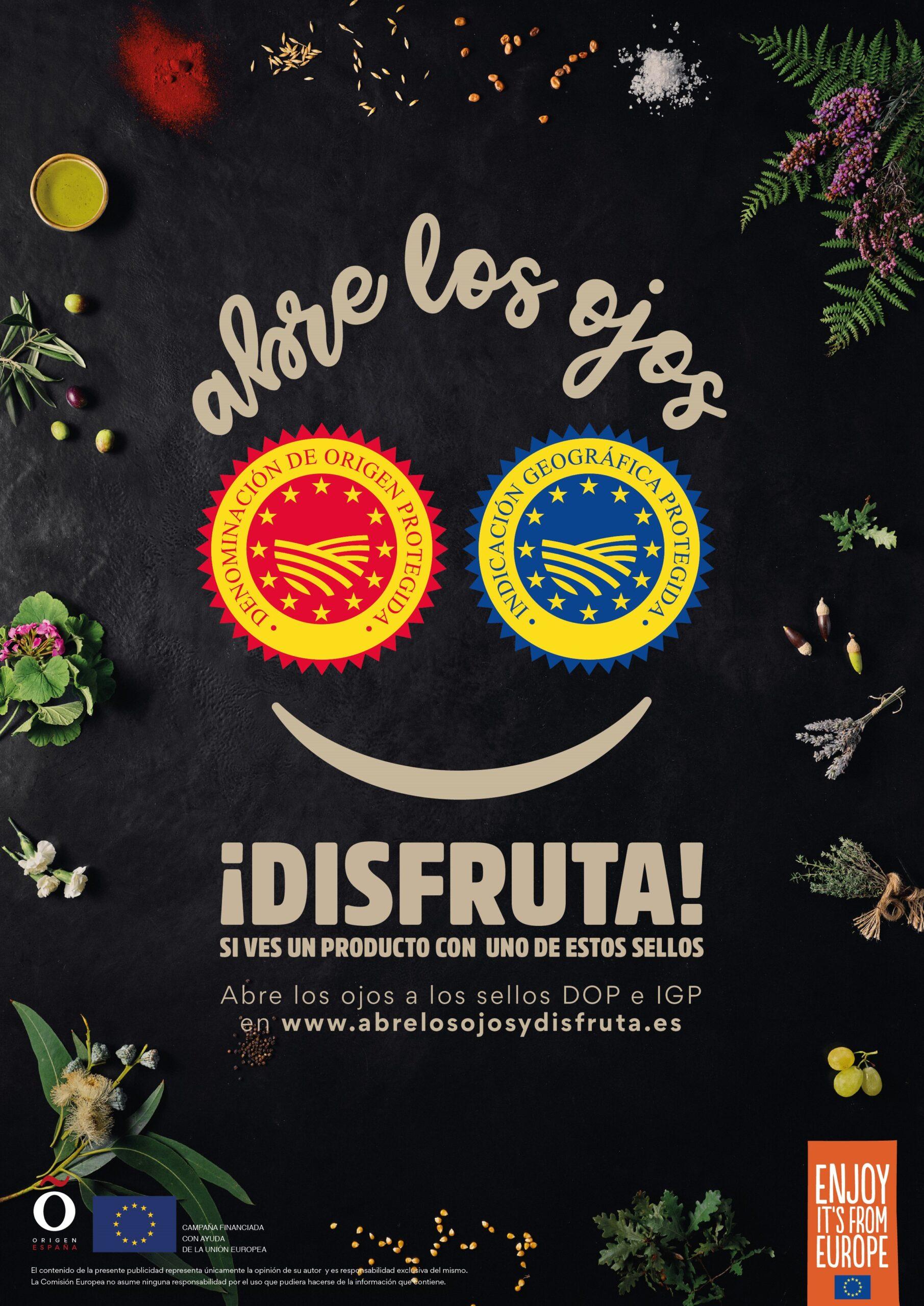 """Arranca """"Abre los ojos, ¡Disfruta!"""", la campaña que busca mejorar el conocimiento de la calidad diferenciada, con la participación de Ternera Asturiana."""